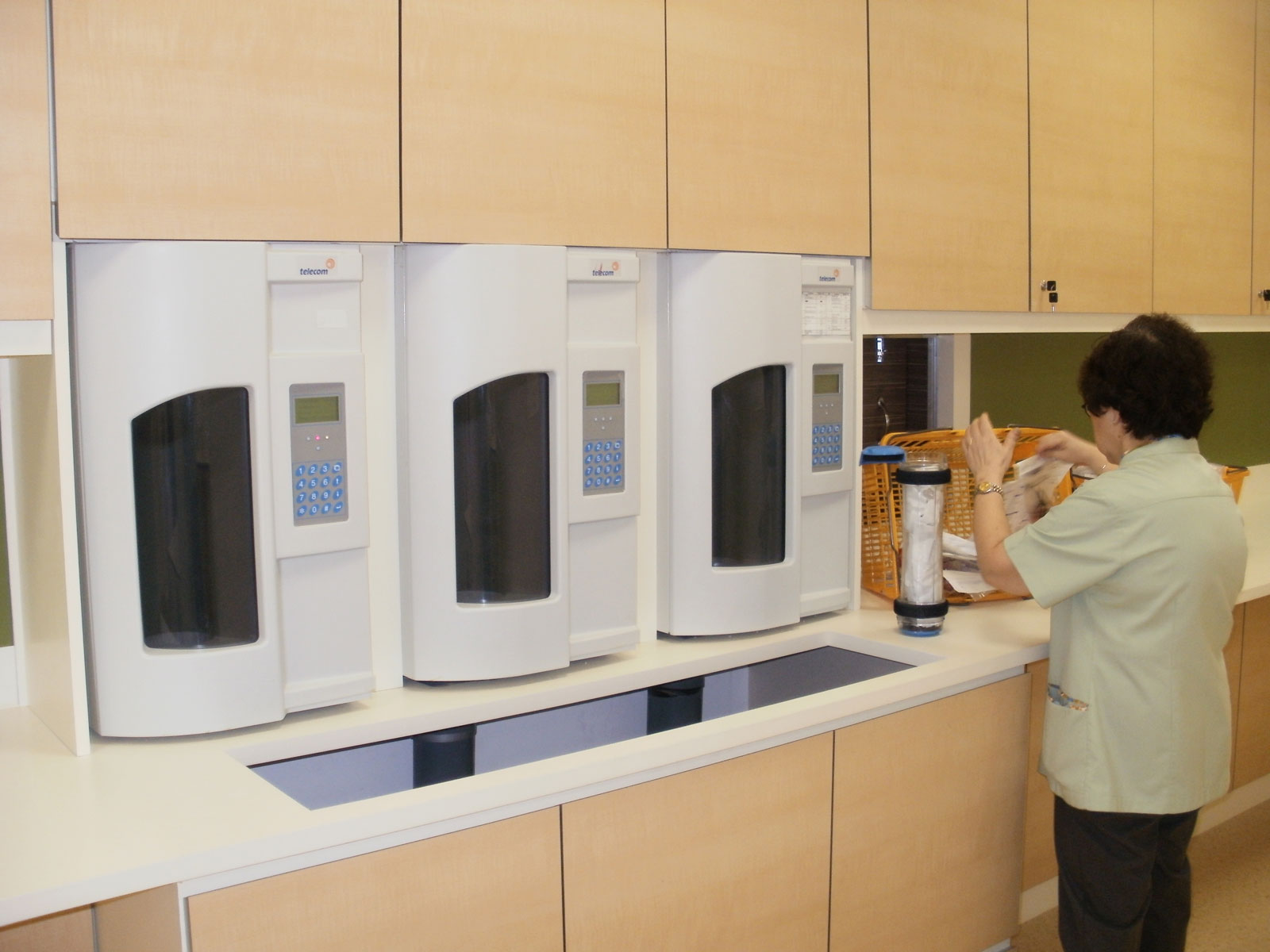 Pneumatic Tube Systems for Singapore's Largest General Hospital